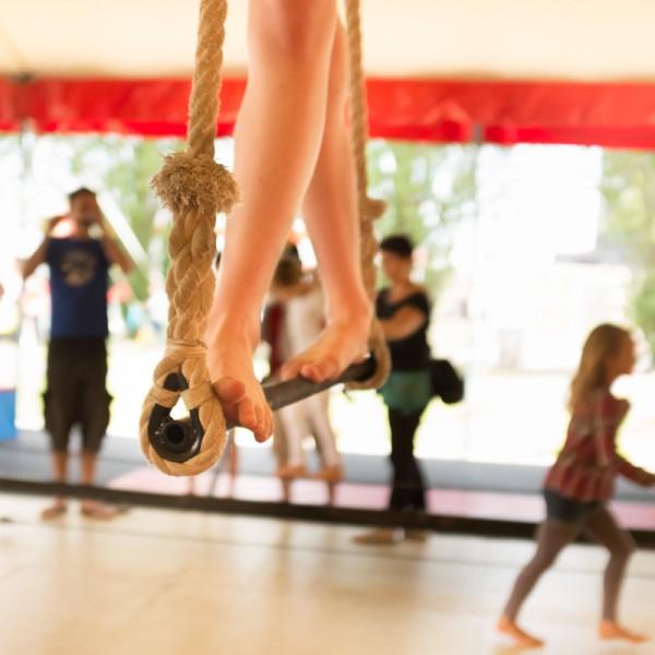 Je fais mon cirque