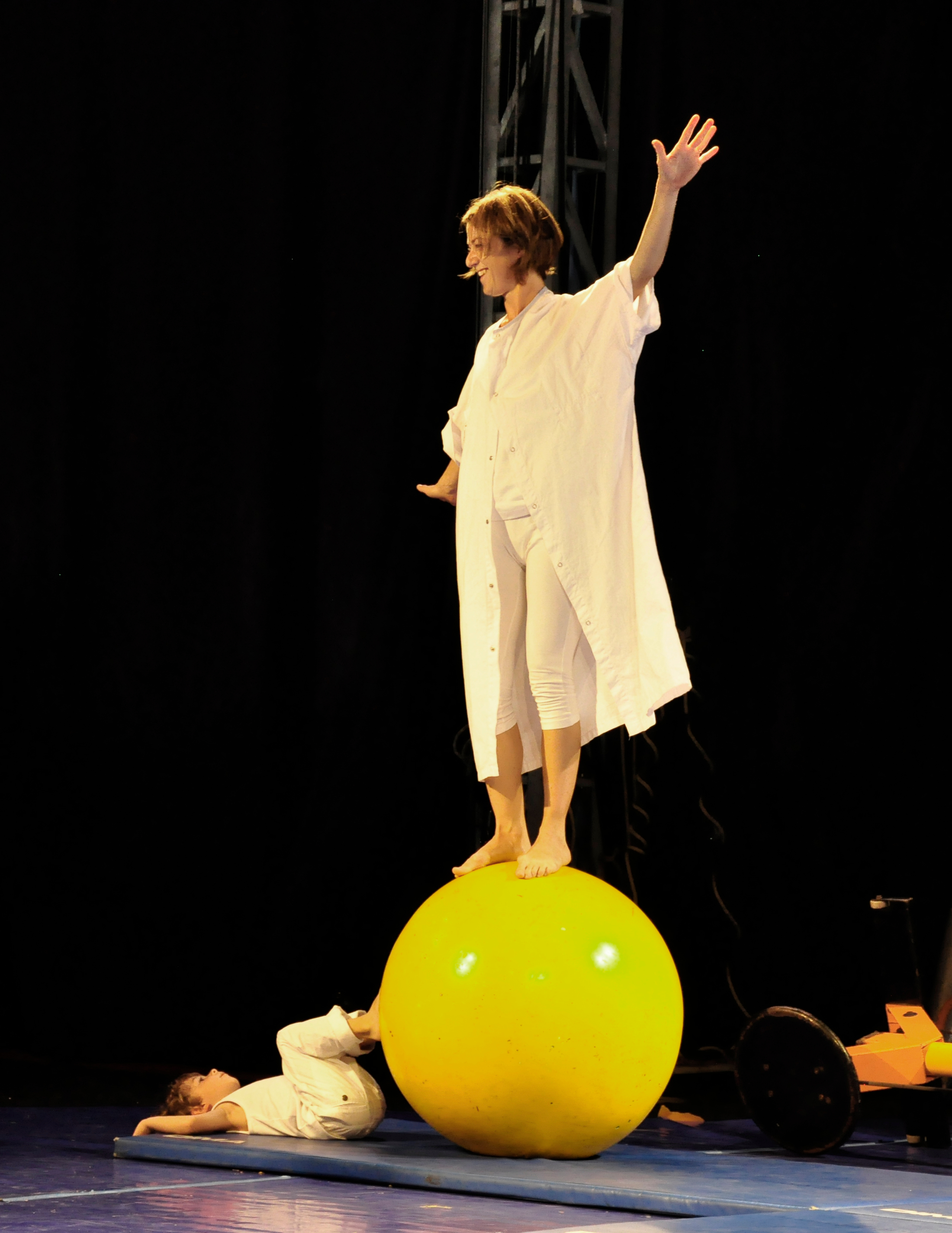 Stages de cirque de Noël 22-24/12/2010
