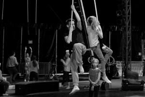 Stage de Cirque : vacances de Février 2018