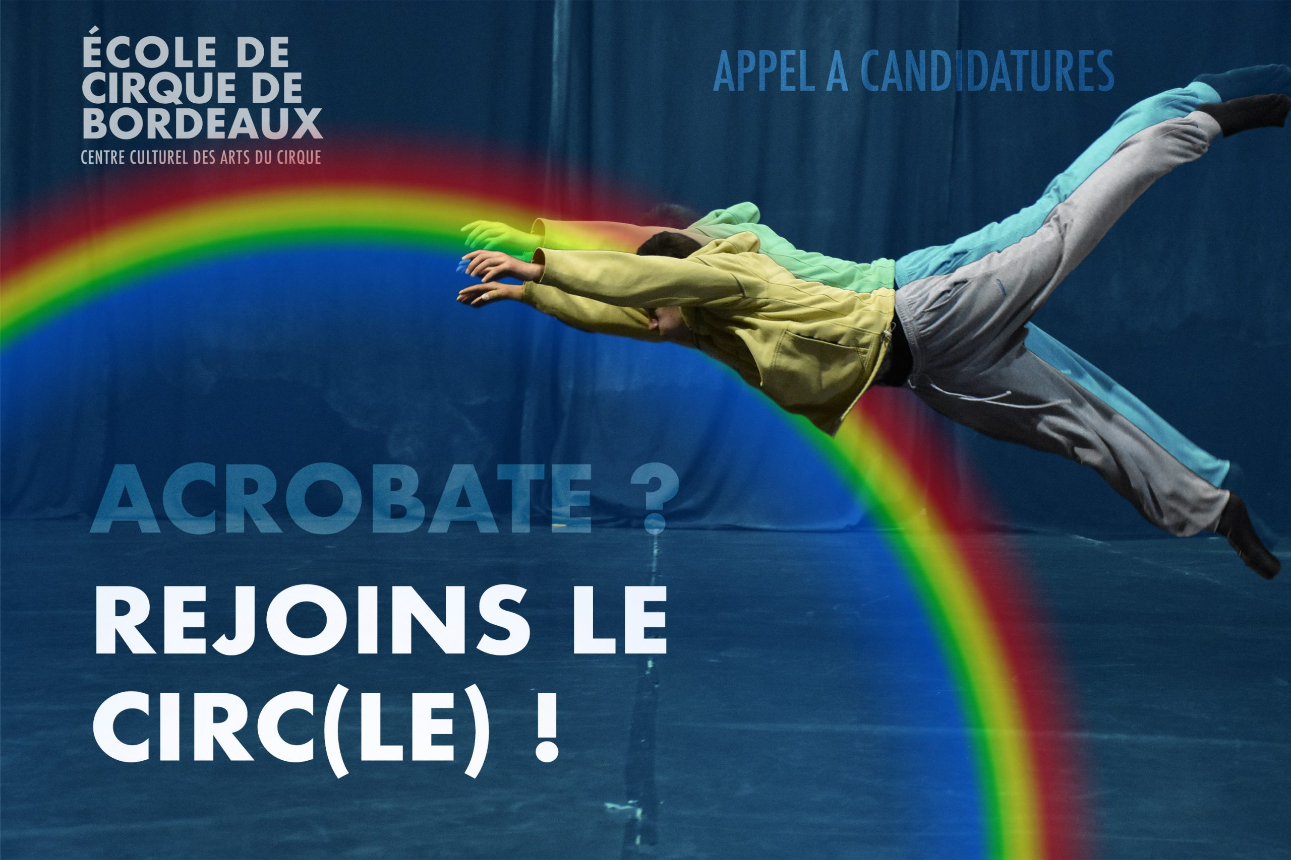 audition acrobate